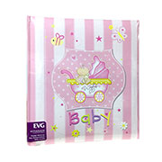 Альбом EVG 30sheet S29x32 Baby car pink
