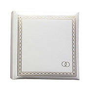 Фотоальбом EVG 30sheet T29x32 Wedding white
