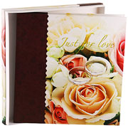Фотоальбом CHAKO 20 Sheet  9840 LOVE(20 магн. листів) Rings