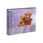 Альбом CHAKO 10*15/100 C-46100RC BEAR NEW Violet
