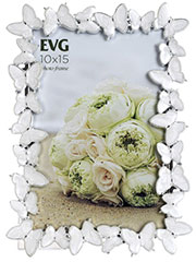 Рамка EVG SHINE 13X18 AS46 White