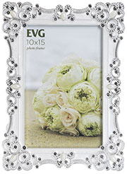 Рамка EVG SHINE 13X18 AS23 White
