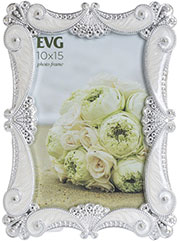 Рамка EVG SHINE 13X18 AS17 White