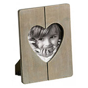 Рамка Walther Cuore portrait frame, 10x11 cm, brown QO011P