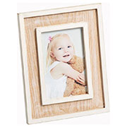 Рамка Walther 10*15 Clare portrait frame, brown VW015P