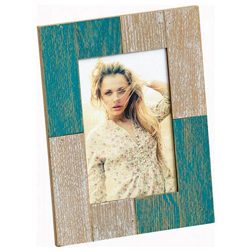 Рамка Walther 10*15 Avignon portrait frame, turquoise/grey VK015T