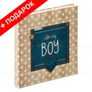 Альбом Walther 28*30,5 Little Baby Boy  UK-100L 4+46 pages
